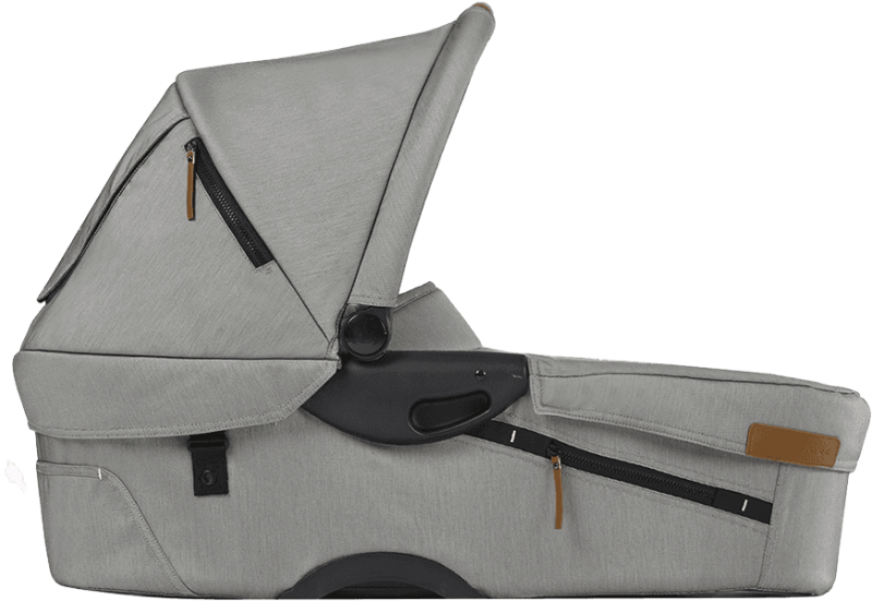 MUTSY Hluboká korba Evo Urban Nomad 2016 Light Grey