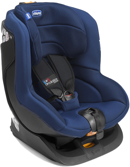 Chicco Oasys Isofix 2014 midnight - 9-18 kg, midnight