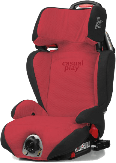 CASUALPLAY Autosedačka Protector Fix 15-36 kg 2015 - Flame