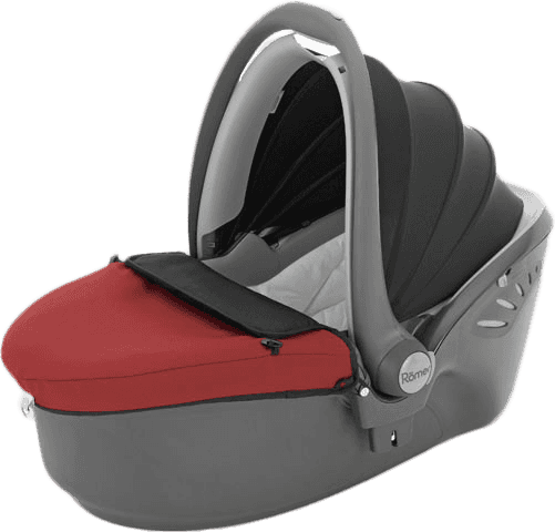 Römer Baby-Safe Sleeper 2015 - Chilli Pepper