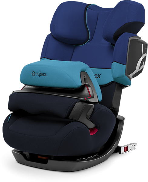 CYBEX Autosedačka Pallas 2-FIX (9-36kg) Blue Moon 2017