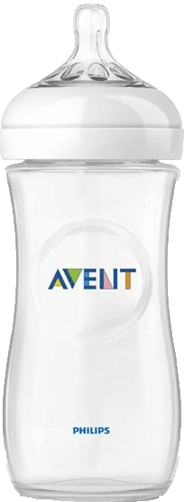 AVENT Láhev Natural (3m+), 330 ml (PP)