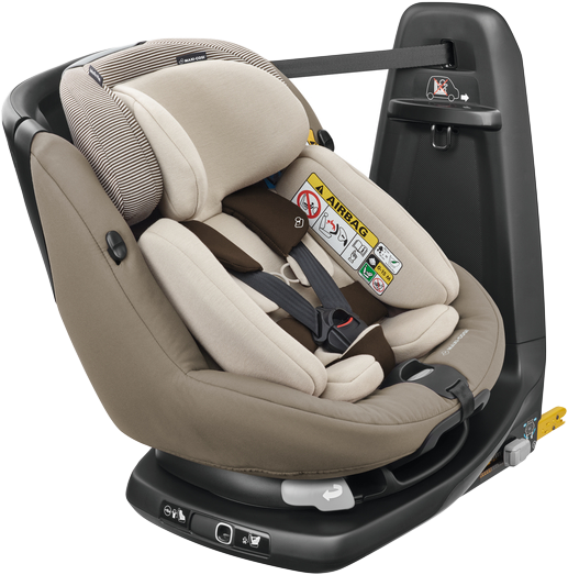 MAXI-COSI Autosedačka AxissFix Plus (0-18kg) Earth Brown 2017