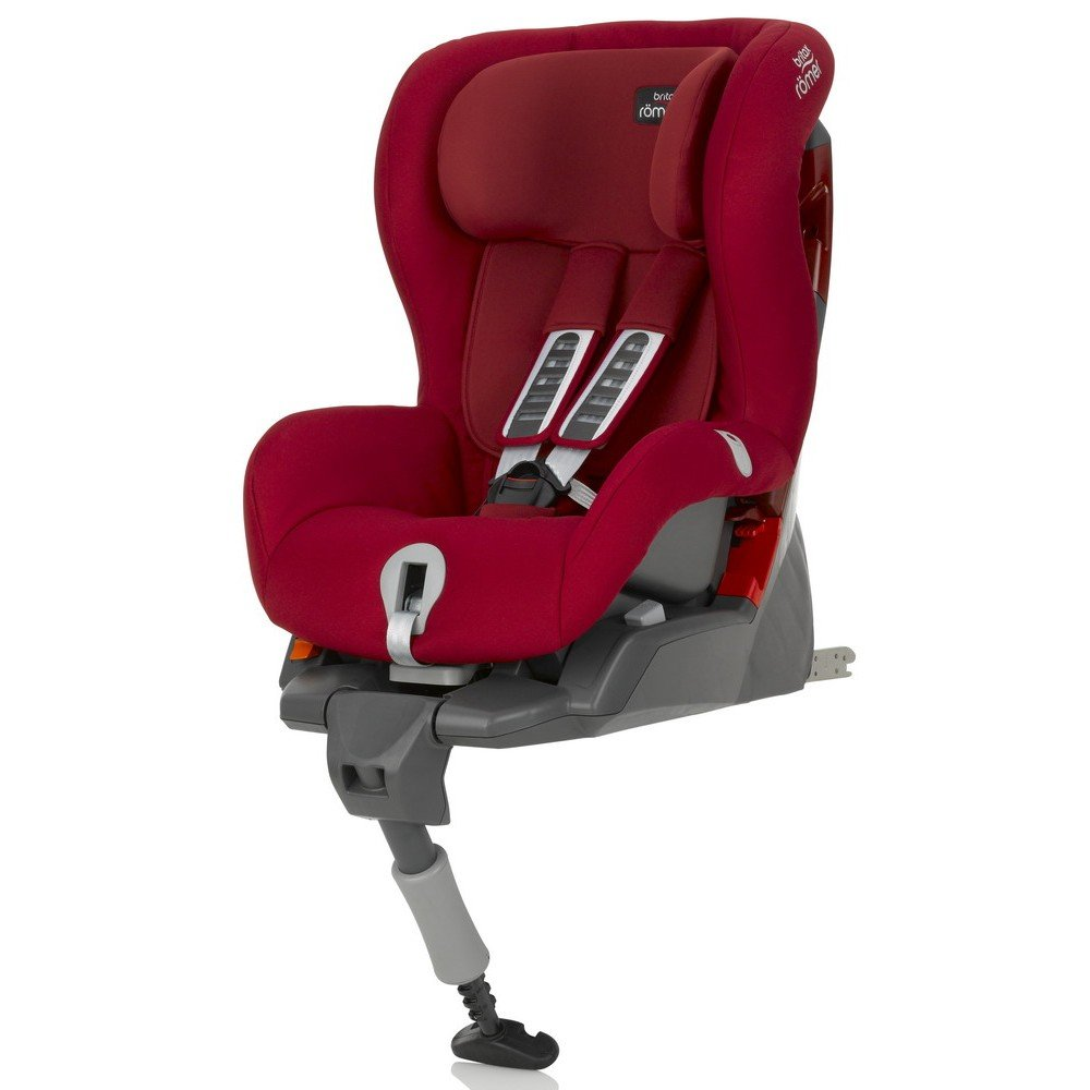 RÖMER Safefix plus autosedačka 9 - 18 kg (Isofix) Flame Red 2017