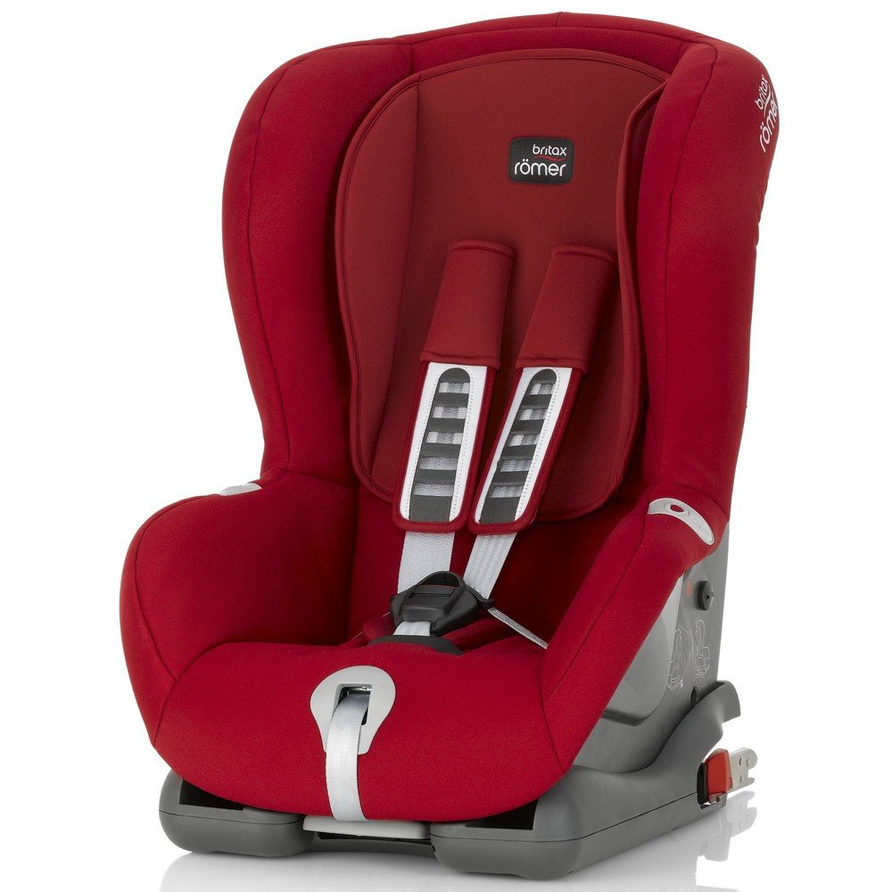 RÖMER Autosedačka Duo Plus 2016 (9-18kg) – Flame Red