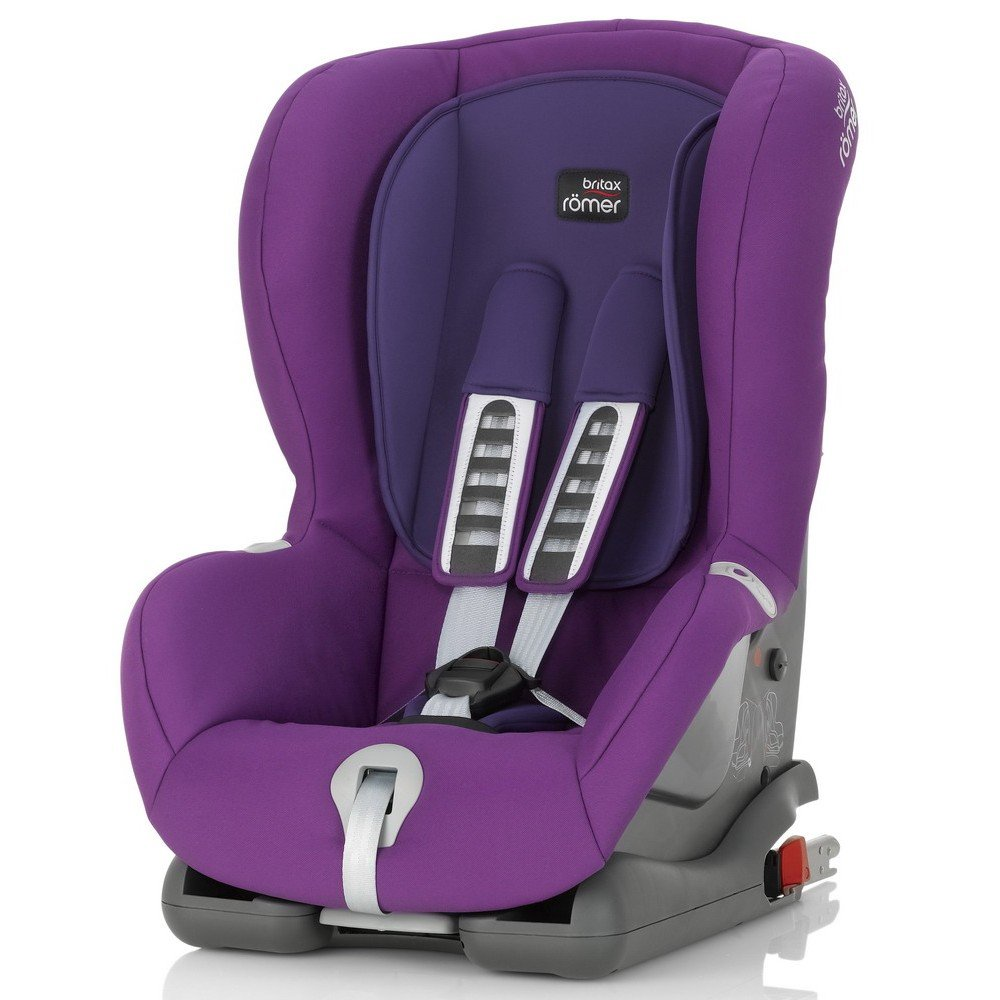 RÖMER Autosedačka Duo Plus 2016 (9-18kg) – Mineral Purple