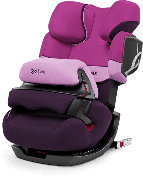 CYBEX Autosedačka Pallas 2-FIX (9-36kg) Purple Rain 2017