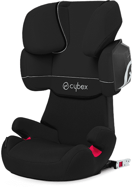 CYBEX Autosedačka Solution X2-FIX (15-36kg) Pure Black 2017