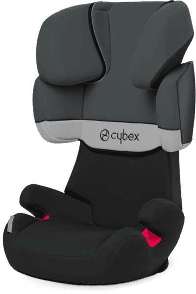 CYBEX Autosedačka Solution X (15-36kg) Gray Rabbit 2017