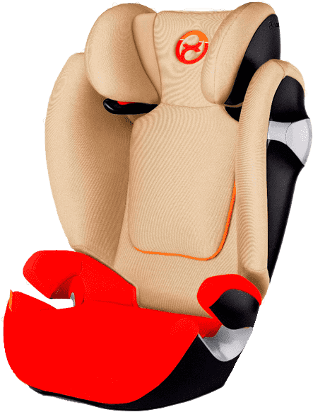 CYBEX Autosedačka Solution M 2017 (15-36kg) Autumn Gold