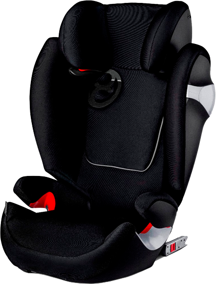 CYBEX Autosedačka Solution M-FIX (15-36kg) Stardust Black 2017
