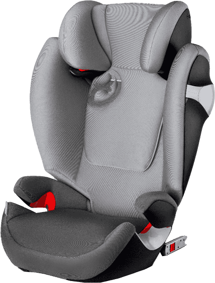 CYBEX Autosedačka Solution M-FIX (15-36kg) Manhattan Grey 2017