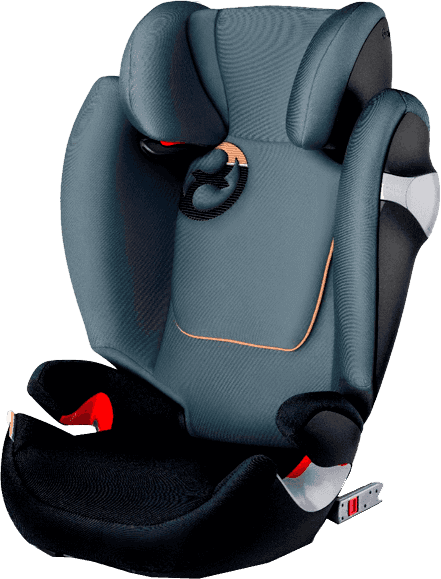 CYBEX Autosedačka Solution M-FIX (15-36kg) Graphite Black 2017