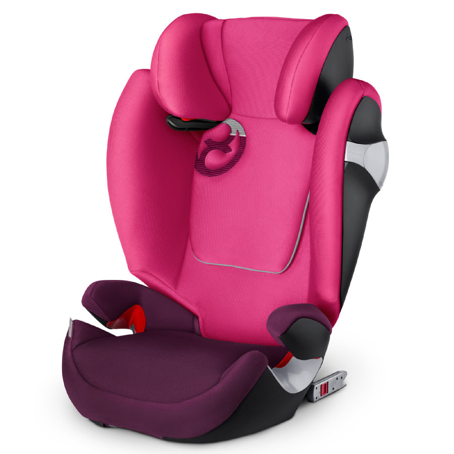 CYBEX Autosedačka Solution M-FIX (15-36kg) Mystic Pink 2017