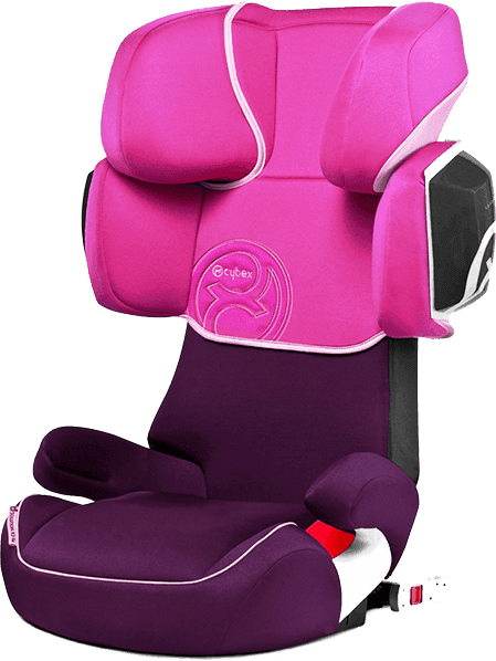 CYBEX Solution X2-FIX autosedačka (15-36kg) 2016 Lollipop