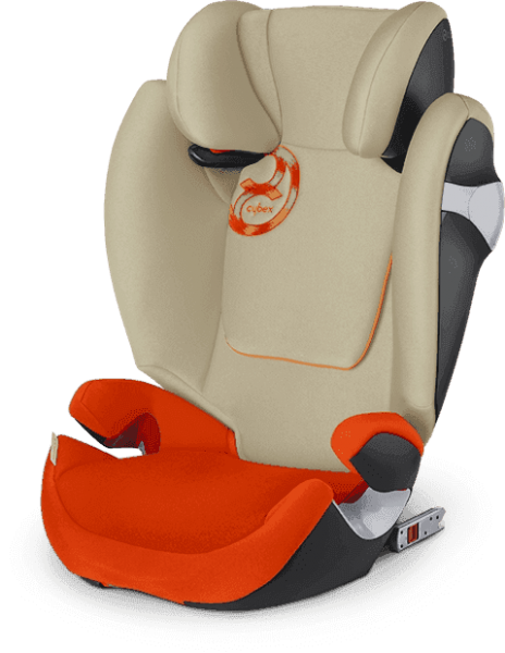 CYBEX Solution M-fix autosedačka (15-36kg) 2016 Autumn Gold