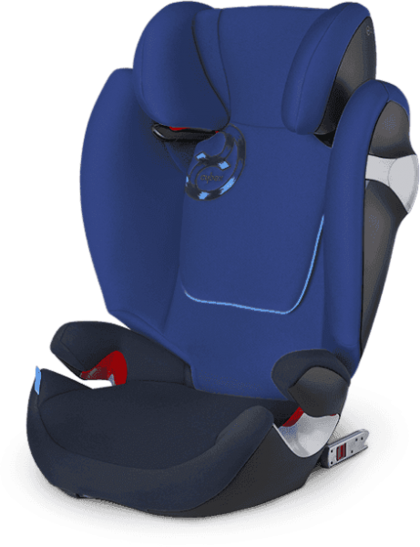 CYBEX Solution M-fix autosedačka (15-36kg) 2016 Royal Blue