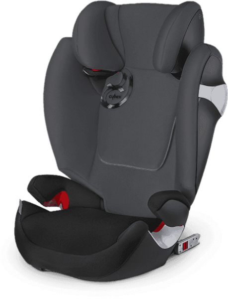 CYBEX Solution M-fix autosedačka (15-36kg) 2016 Phantom Grey