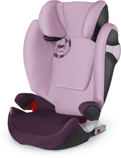 CYBEX Solution M-fix autosedačka (15-36kg) 2016 Princess Pink