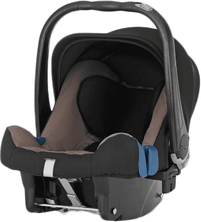 Römer Baby-Safe Plus 2 2013 - Fossil Brown