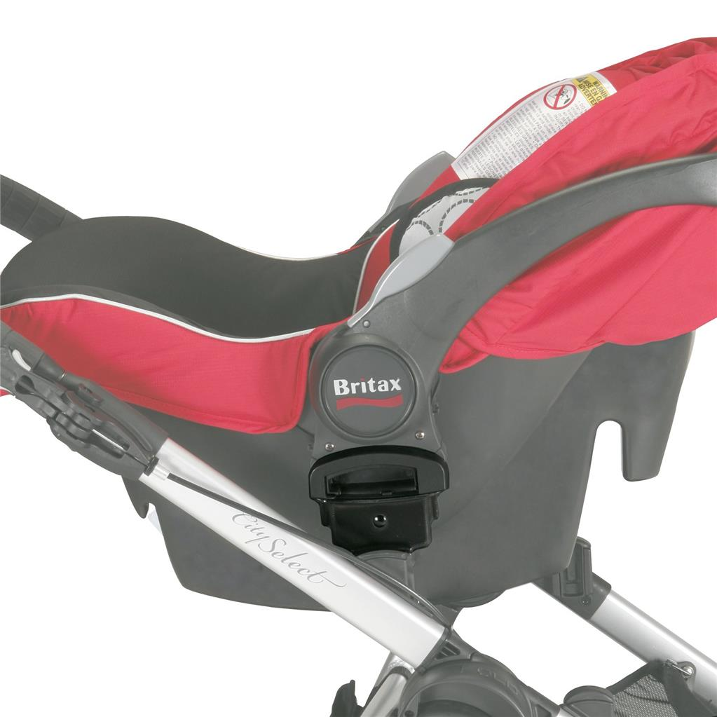 BABY JOGGER Adaptér City Select/Versa GT – Britax B-Safe