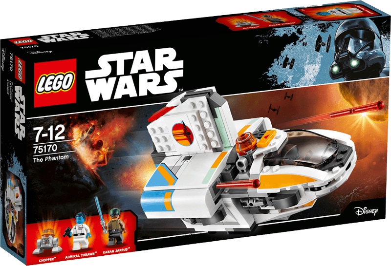 LEGO® Star Wars 75170 Phantom