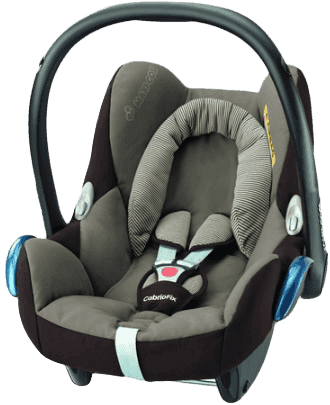 Maxi-Cosi CabrioFix 2015 Earth Brown