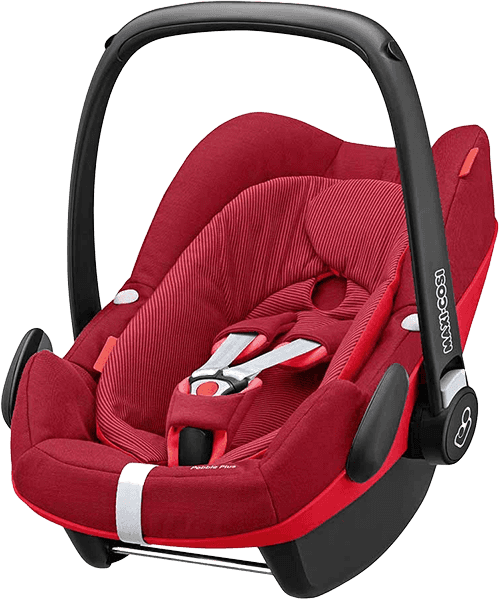 MAXI-COSI Autosedačka Pebble Plus (0-13kg) - Robin Red 2017