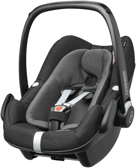 MAXI-COSI Autosedačka Pebble Plus (0-13 kg) – Black Diamond 2017