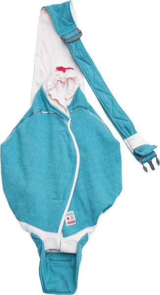 LODGER Nosítko Shelter 2.0 Cotton Sport – Silvercreek