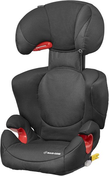 MAXI-COSI Autosedačka Rodi XP (Isofix) (15-36 kg) – Night black 2018