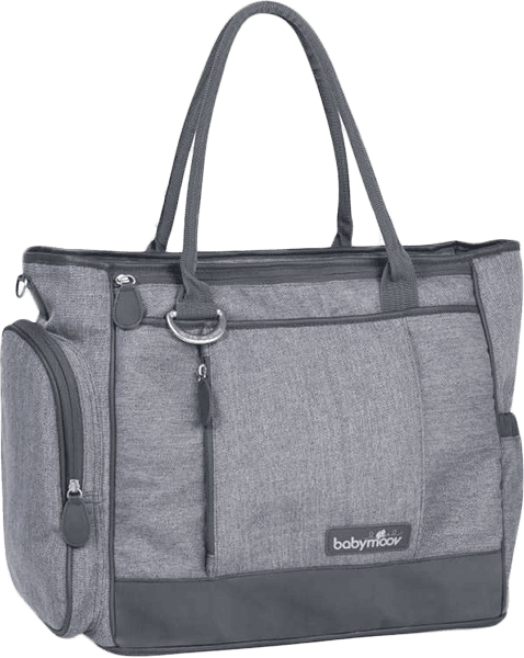 BABYMOOV Essential Bag Smokey – taška