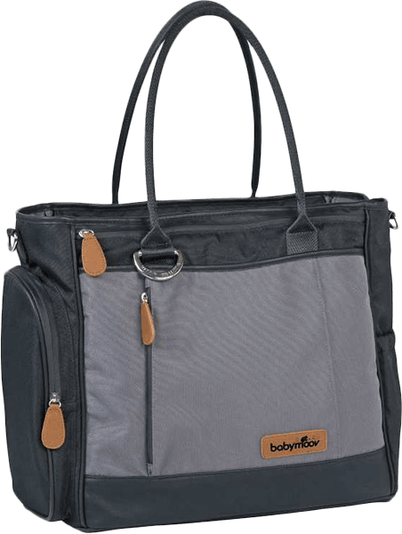 BABYMOOV Essential Bag Black – taška