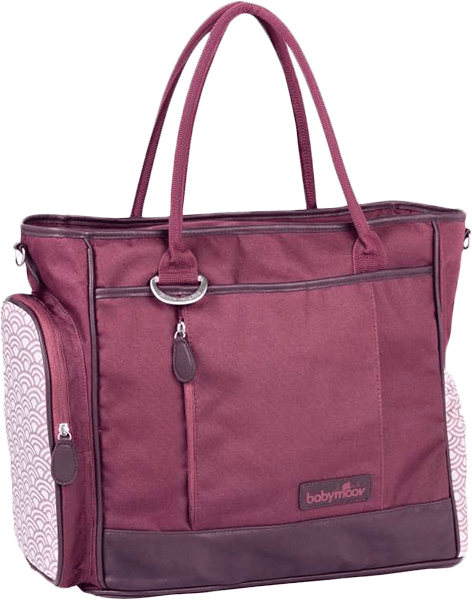 BABYMOOV Essential Bag Cherry – taška