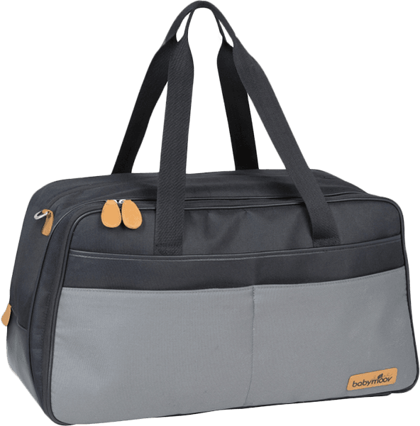 BABYMOOV Traveller Bag Black – taška