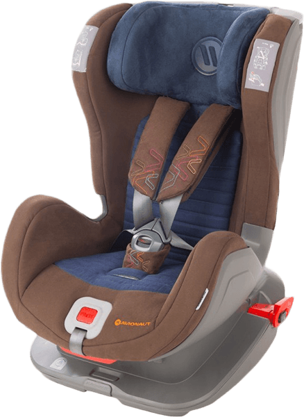 Avionaut Glider Softy blue/brown 2015