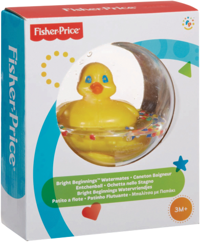 FISHER-PRICE Kačenka v kouli