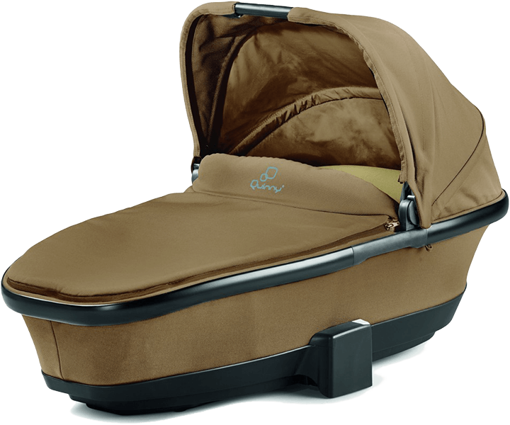 Quinny Foldable Carrycot skládací korba toffee crush