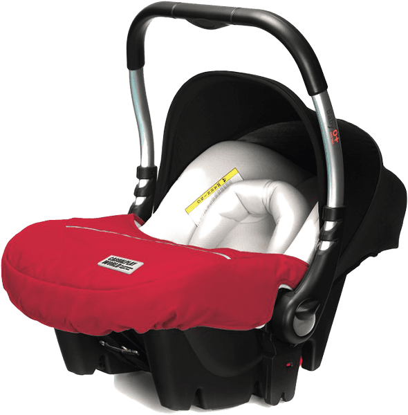 CASUALPLAY Autosedačka Baby 0 plus 0-13 kg 2015 - Raspberry