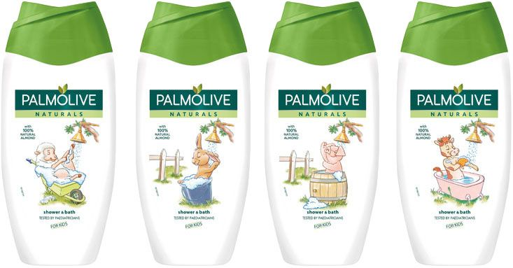 PALMOLIVE Kids sprchový gel 250ml