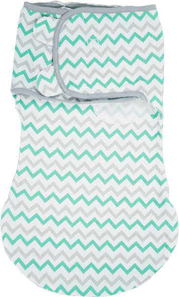 SUMMER INFANT SwaddleMe Spací vak Zig zag