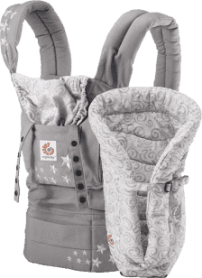 ERGOBABY Set Bundle of Joy Original Galaxy Grey + 5 % cashback při platbě s Twisto