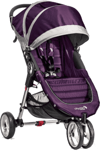 BABY JOGGER Kočárek City Mini 2016 - Purple/Gray