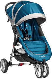 BABY JOGGER Kočárek City Mini 2016 - Teal/Gray