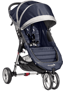 BABY JOGGER Kočárek City Mini 2016 - Navy Blue/Gray