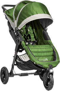 BABY JOGGER Kočárek City Mini GT 2016 - Lime/Gray