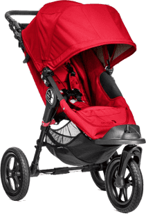 BABY JOGGER Kočárek City ELite 2016 - Red