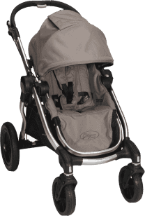 BABY JOGGER Kočárek City Select 2016 - Quartz