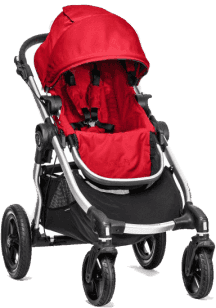 BABY JOGGER Kočárek City Select 2016 - Ruby