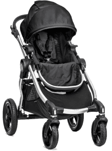 BABY JOGGER Kočárek City Select 2016 - Onyx